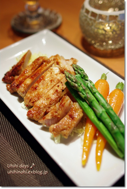 豚肉の味噌漬け_f0179404_2047911.jpg