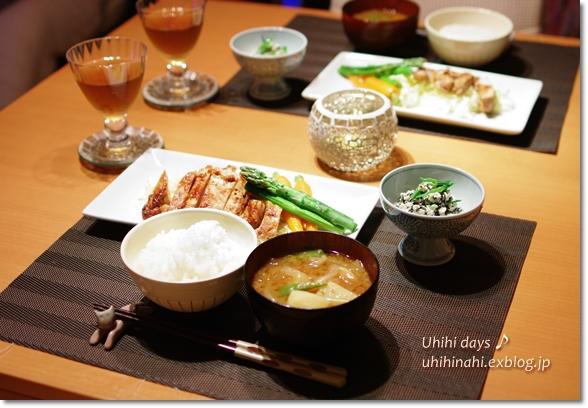 豚肉の味噌漬け_f0179404_2049298.jpg
