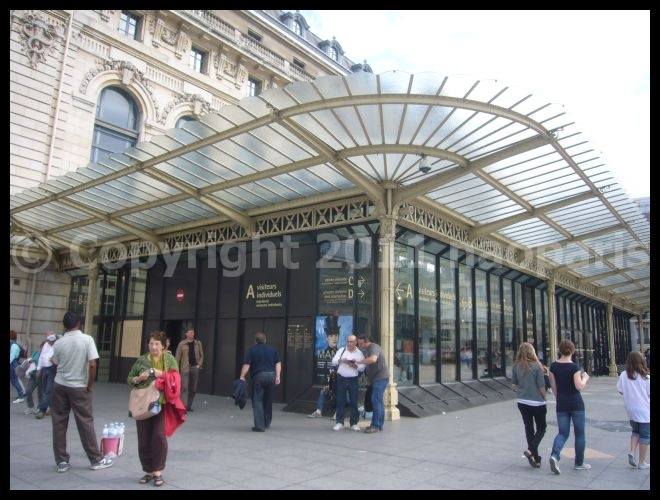 【美術館】MUSEE D\'ORSAYオルセー美術館(PARIS)_a0008105_19551878.jpg