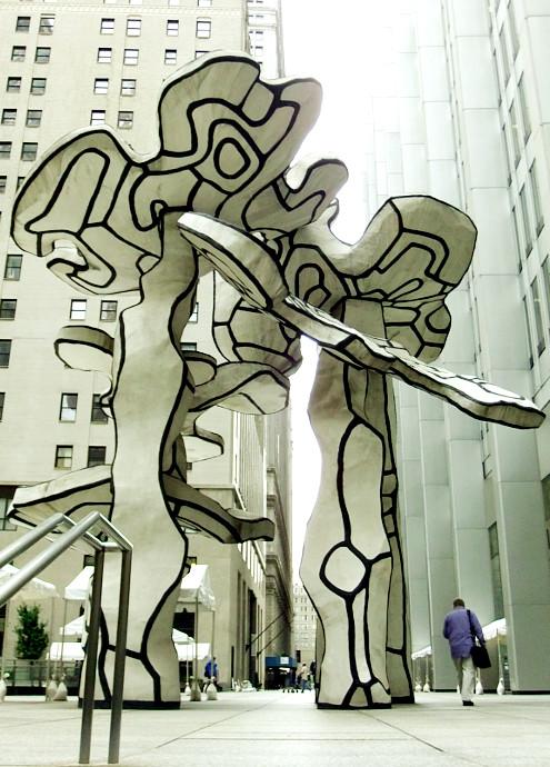 ニューヨーク、ウォールストリート周辺の歴史のある街並み_b0007805_04012.jpg