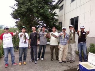 tbcスキルアップミーティング&バス釣り大会 結果発表_a0153216_2204128.jpg