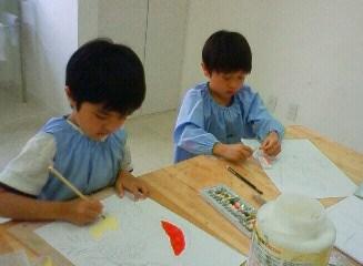 水曜日幼児クラス_b0187423_1761321.jpg