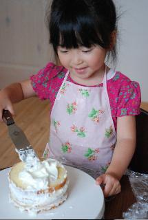 パパの日企画!デコレーションケーキを作ろう!!_e0220645_2135781.jpg
