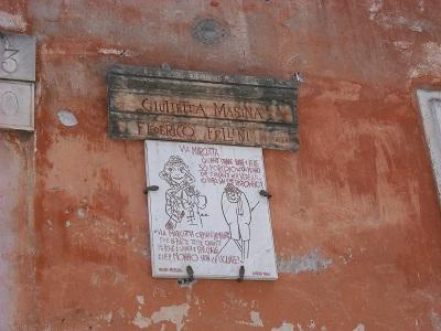 ローマ・マルグッタ通り(1)~情緒あふれる静かな通り_a0172661_8452616.jpg