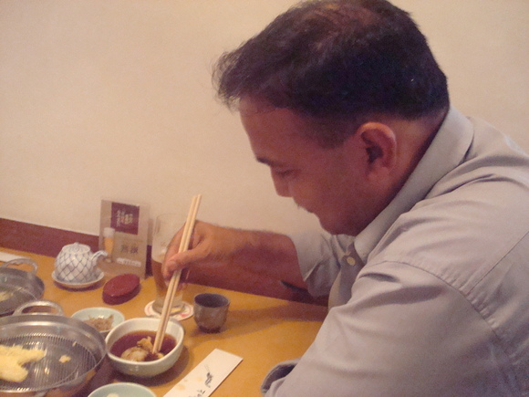 Days in Tokyo, with Prof.Mallah#1_a0186568_20513745.jpg