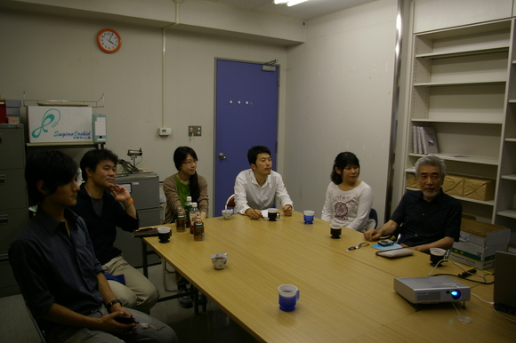 Days in Tokyo, with Prof.Mallah#1_a0186568_2057440.jpg