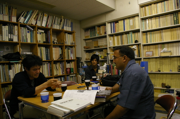 Days in Tokyo, with Prof.Mallah#1_a0186568_2101737.jpg