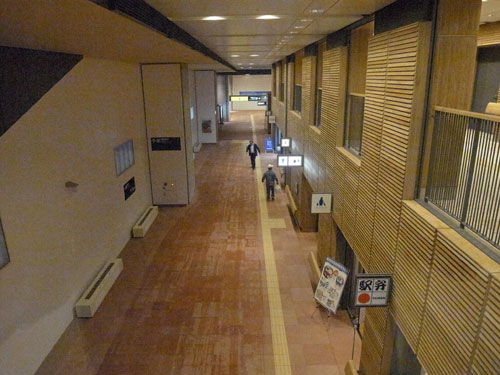 JR旭川駅舎・内藤廣_c0189970_8421147.jpg