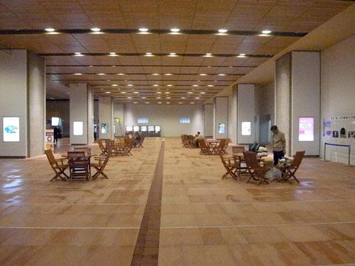 JR旭川駅舎・内藤廣_c0189970_8483876.jpg