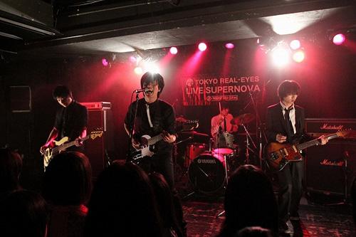 """【ライヴレポート】J-WAVE TOKYO REAL-EYES """"LIVE SUPERNOVA Vol.61""""_e0197970_15144577.jpg"""