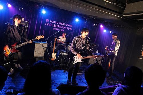 """【ライヴレポート】J-WAVE TOKYO REAL-EYES """"LIVE SUPERNOVA Vol.61""""_e0197970_1514536.jpg"""