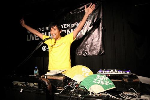 """【ライヴレポート】J-WAVE TOKYO REAL-EYES """"LIVE SUPERNOVA Vol.61""""_e0197970_15151032.jpg"""