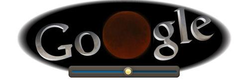今日、グーグルのロゴは皆既月食_d0183174_19165635.jpg
