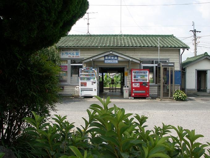 姫新線 勝間田駅/林野駅_f0116479_21231127.jpg