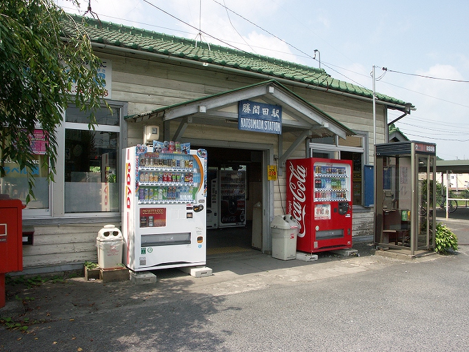 姫新線 勝間田駅/林野駅_f0116479_21233192.jpg