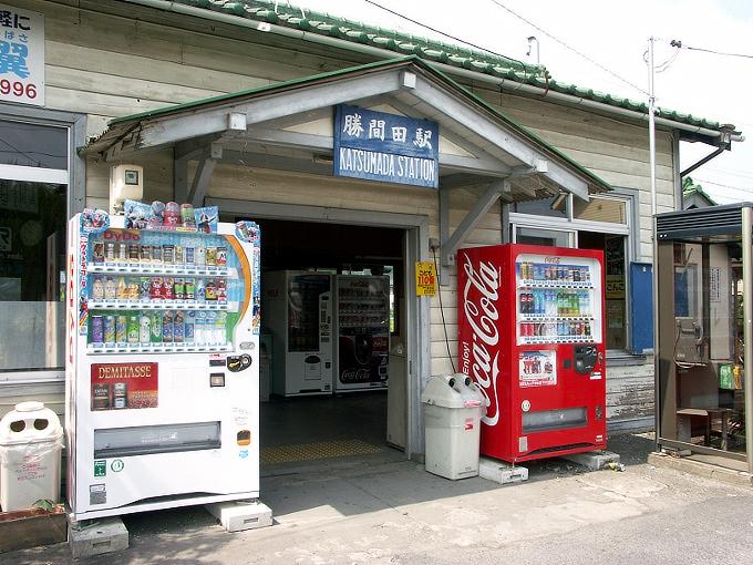 姫新線 勝間田駅/林野駅_f0116479_22215145.jpg