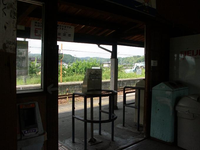 姫新線 勝間田駅/林野駅_f0116479_22515246.jpg