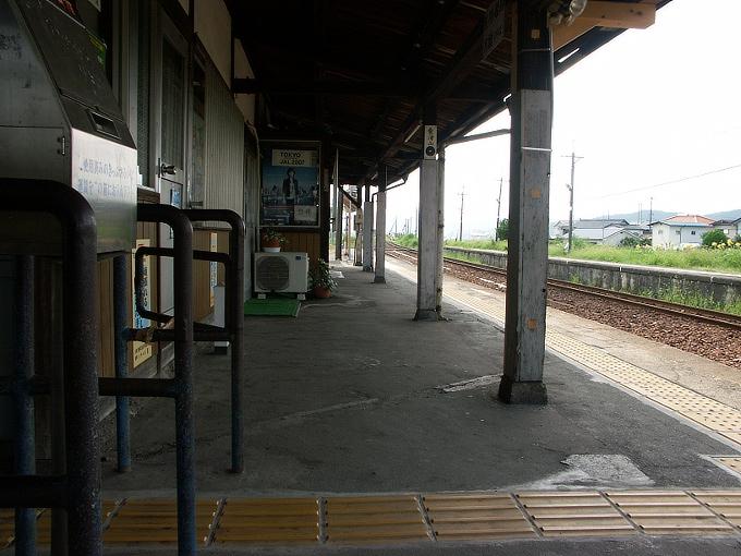姫新線 勝間田駅/林野駅_f0116479_22521286.jpg