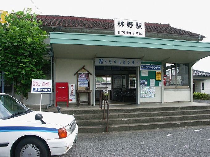 姫新線 勝間田駅/林野駅_f0116479_23173132.jpg