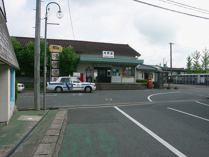 姫新線 勝間田駅/林野駅_f0116479_23213443.jpg