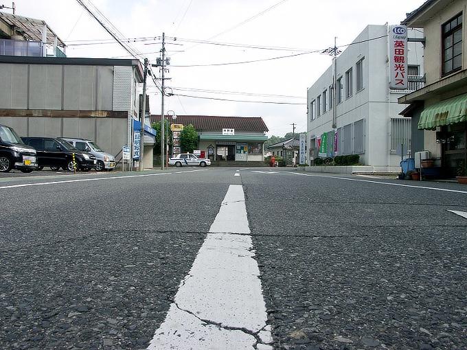 姫新線 勝間田駅/林野駅_f0116479_23215295.jpg