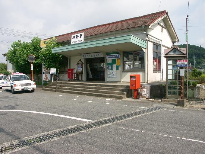 姫新線 勝間田駅/林野駅_f0116479_23254672.jpg