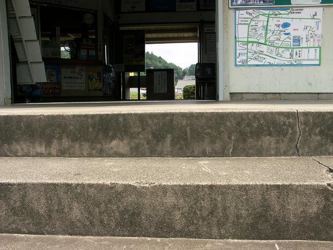 姫新線 勝間田駅/林野駅_f0116479_23281099.jpg