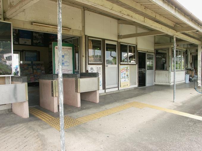 姫新線 勝間田駅/林野駅_f0116479_23321053.jpg