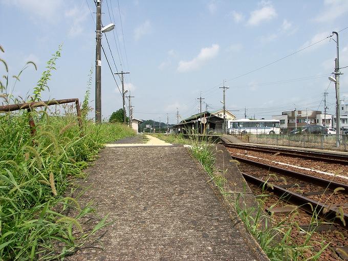 姫新線 勝間田駅/林野駅_f0116479_2335148.jpg