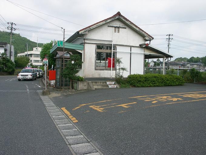 姫新線 勝間田駅/林野駅_f0116479_23441736.jpg