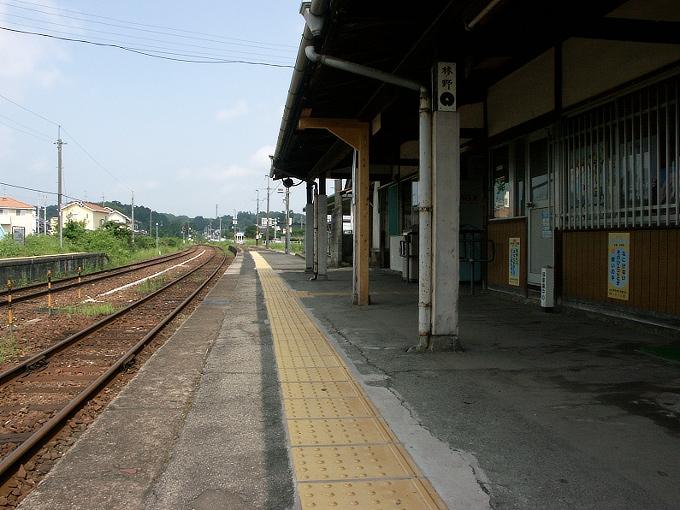 姫新線 勝間田駅/林野駅_f0116479_235724.jpg