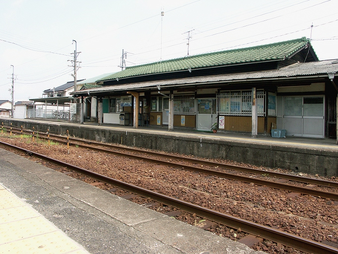 姫新線 勝間田駅/林野駅_f0116479_236218.jpg