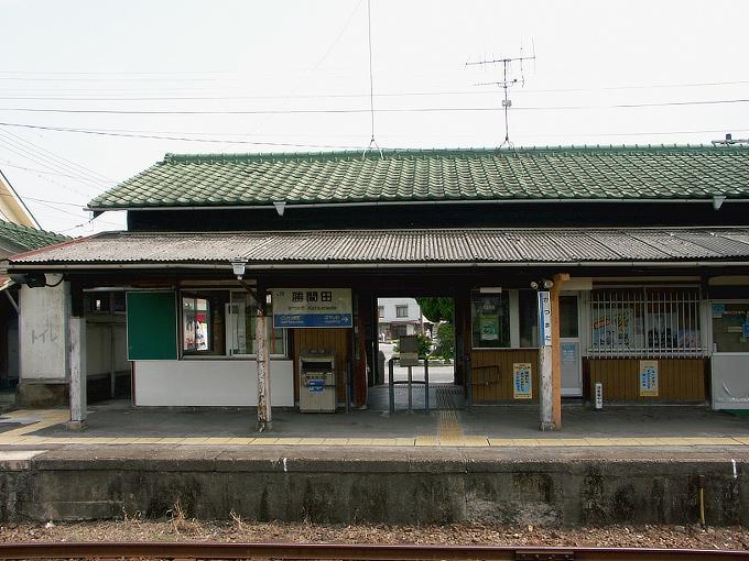 姫新線 勝間田駅/林野駅_f0116479_2363670.jpg