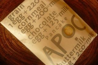 骨董通りのパンケ〜キやさん『APOC』_f0164187_941190.jpg