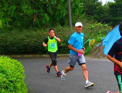 24時間リレーマラソン in 夢の島_a0036808_17523161.jpg