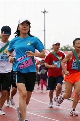 24時間リレーマラソン in 夢の島_a0036808_1756527.jpg