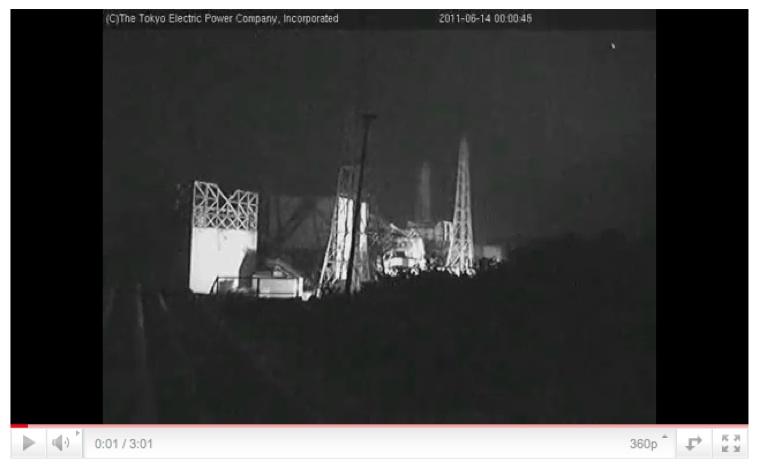 福島第一原発にUFO:今度は「球状UFO」_e0171614_16272187.jpg