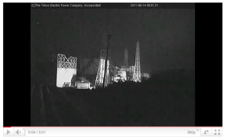 福島第一原発にUFO:今度は「球状UFO」_e0171614_16272313.jpg