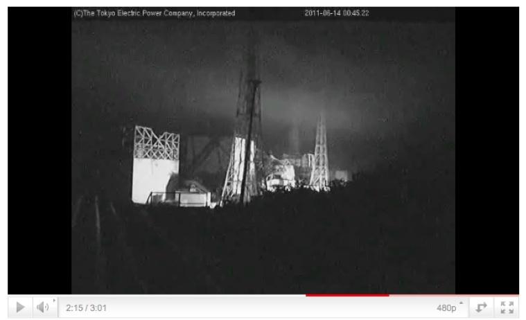 福島第一原発にUFO:今度は「球状UFO」_e0171614_17232295.jpg