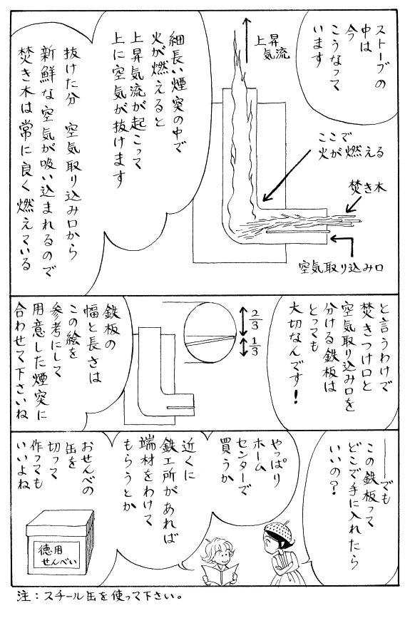 特別編 <一斗缶でロケットストーブを作ろう!>_a0119520_15483661.jpg