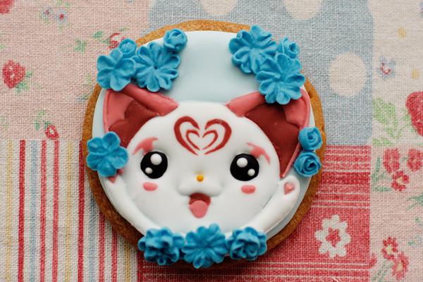 プリキュアのアイシングクッキー_f0149855_537389.jpg