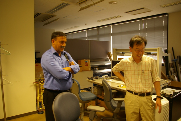Days in Tokyo, with Prof.Mallah#2_a0186568_23303927.jpg