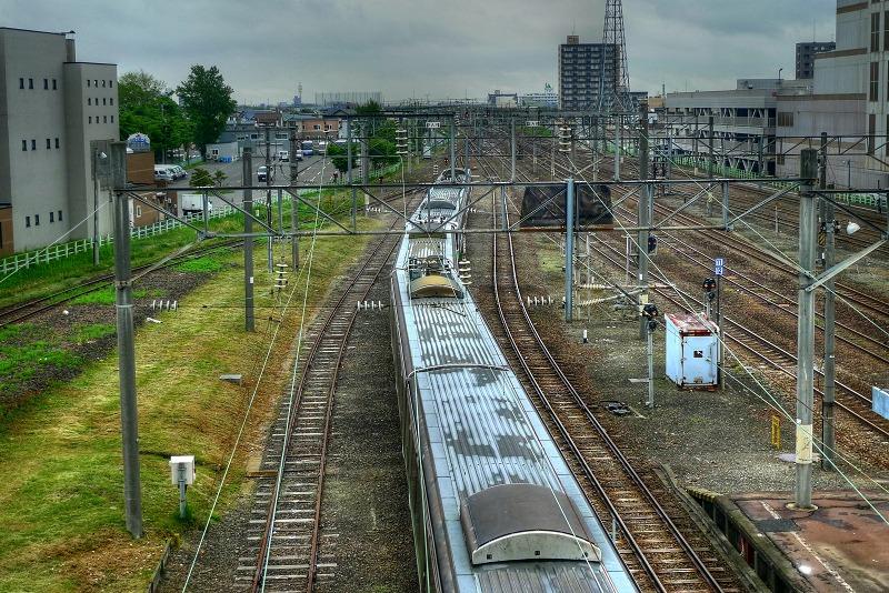 朝のウォーキング 苫小牧駅コース_a0160581_9285484.jpg