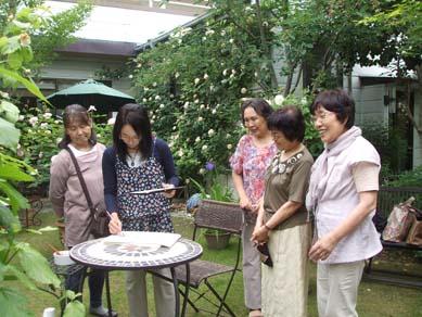 名古屋からのお客様_e0187897_1520124.jpg