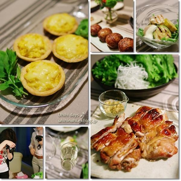 ビストロ marron で美食な晩餐_f0179404_18145728.jpg