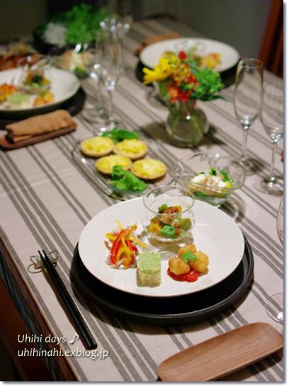 ビストロ marron で美食な晩餐_f0179404_1913010.jpg