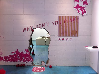 WHY DON\'T YOU PINK?展_d0151827_10492731.jpg