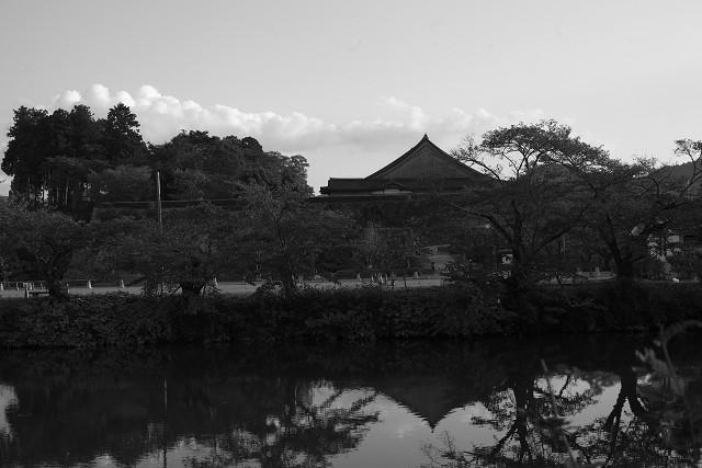 モノクロームな町>篠山_b0160331_1650012.jpg