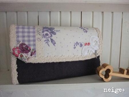 YUWA紫ローズの長財布 ♪_f0023333_22284826.jpg