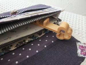 YUWA紫ローズの長財布 ♪_f0023333_22505341.jpg
